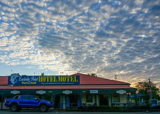 Lucinda Point Hotel Motel Restaurant - Lismore Accommodation