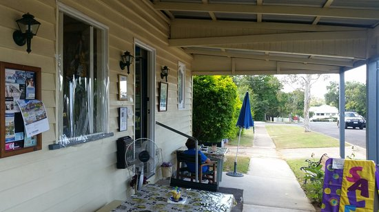 Richy's Cafe - Lismore Accommodation