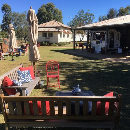Rolleston Coffee Cart - Lismore Accommodation