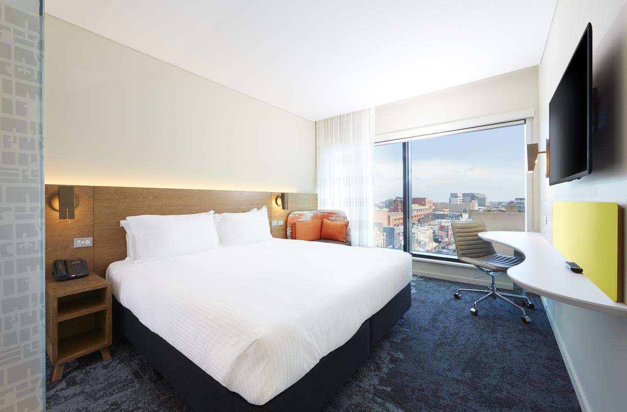 Holiday Inn Express Adelaide City Centre - Lismore Accommodation