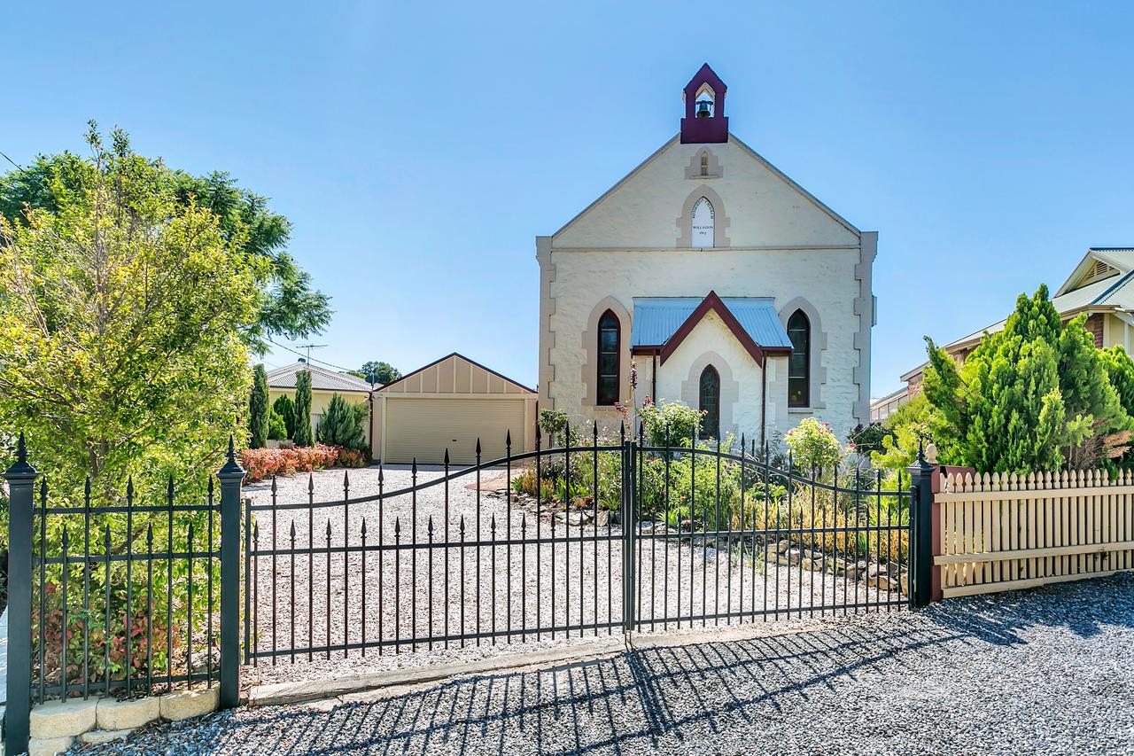 The Church - Gawler - Lismore Accommodation