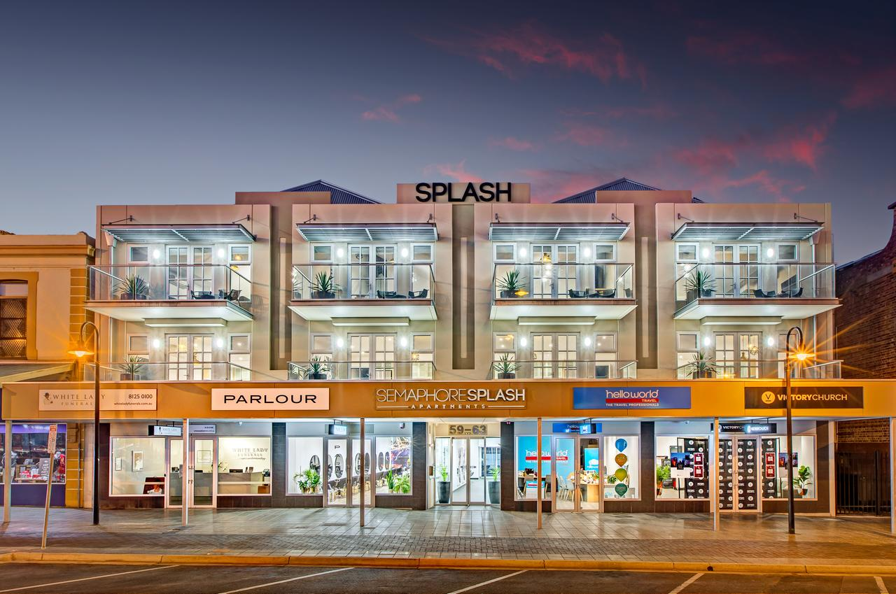 Semaphore Splash Apartments - Lismore Accommodation