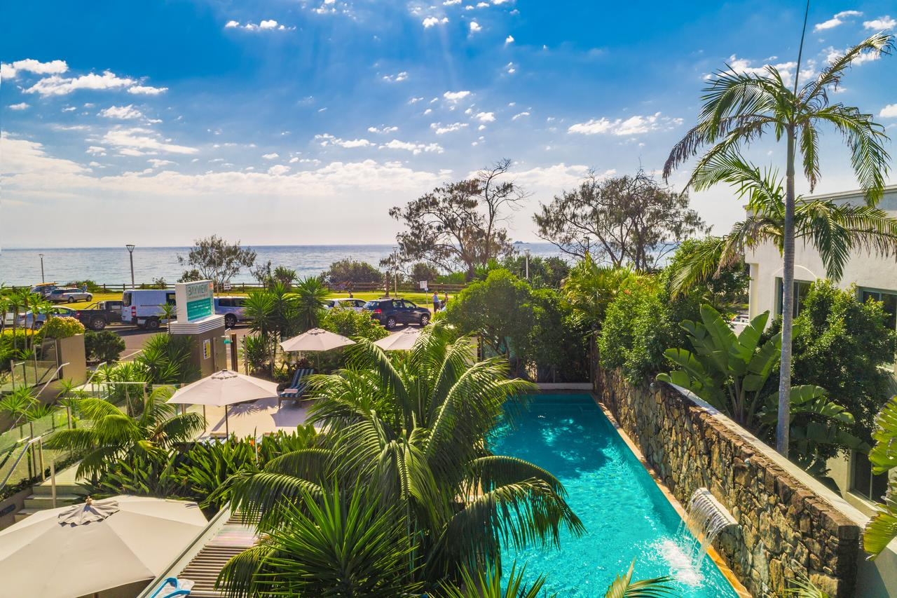 Bayview Beachfront Apartments - Lismore Accommodation