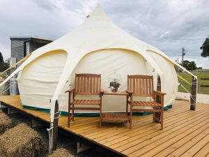 Bukirk Glamping - Lismore Accommodation