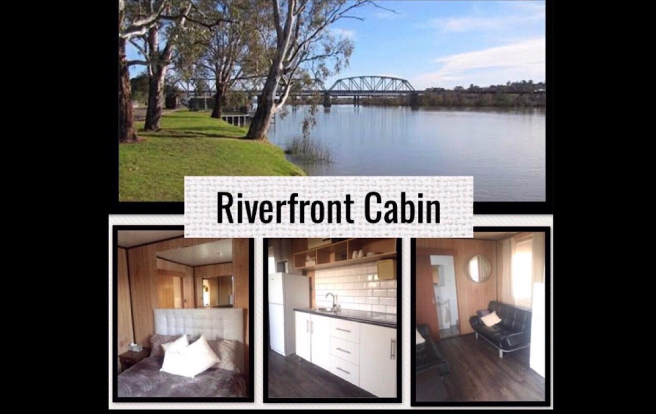 Murray Bridge Riverview cabin - Lismore Accommodation