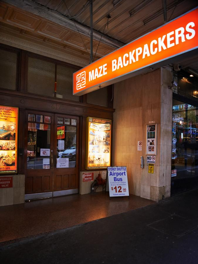 Maze Backpackers - Sydney - Lismore Accommodation