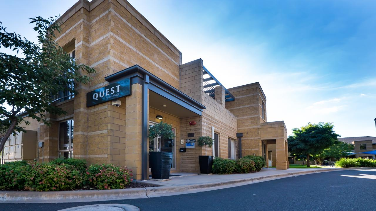 Quest Wagga Wagga - Lismore Accommodation
