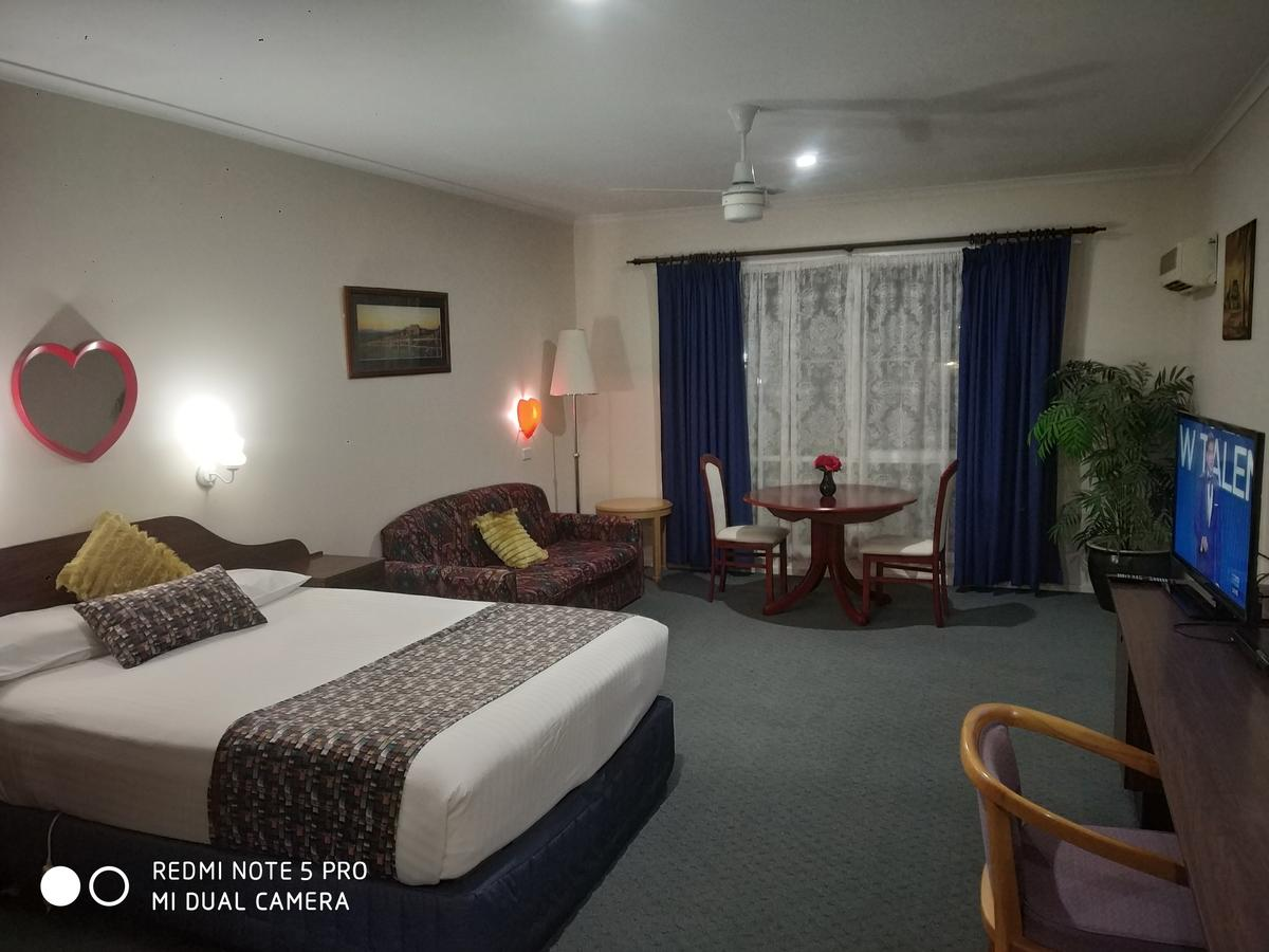 Australia Park Motel - Lismore Accommodation