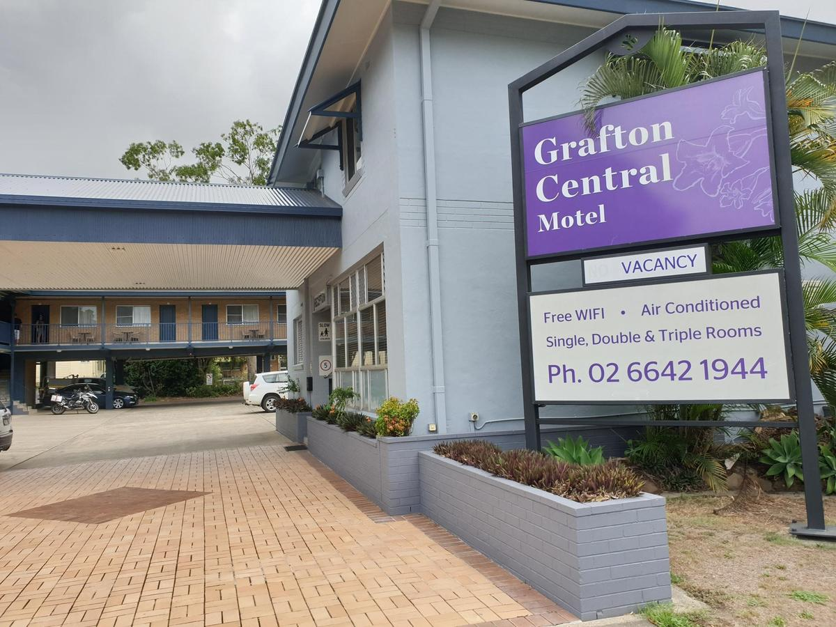 Grafton Central Motel - Lismore Accommodation