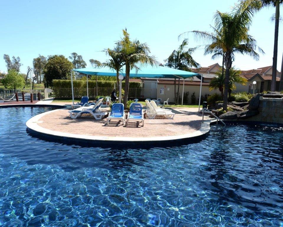 Yarrawonga Waterfront Apartments - Lismore Accommodation