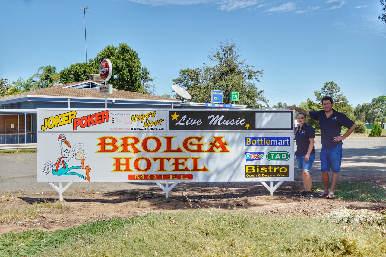 Brolga Hotel Motel - Coleambally - Lismore Accommodation