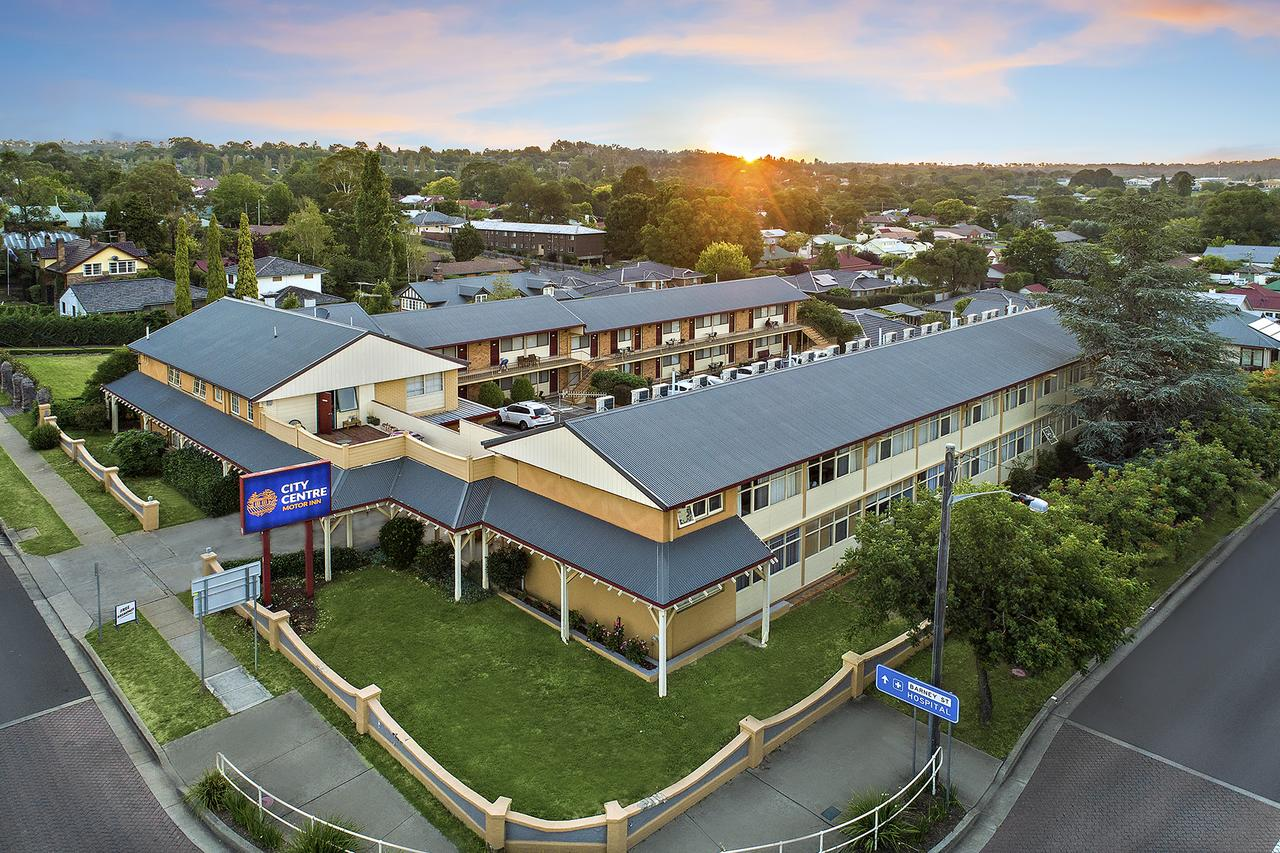City Centre Motor Inn - Lismore Accommodation