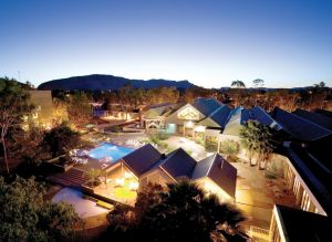 DoubleTree by Hilton Alice Springs - Lismore Accommodation