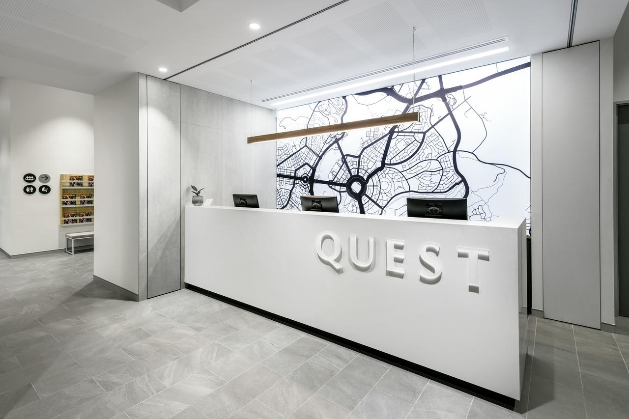 Quest Canberra City Walk - Lismore Accommodation