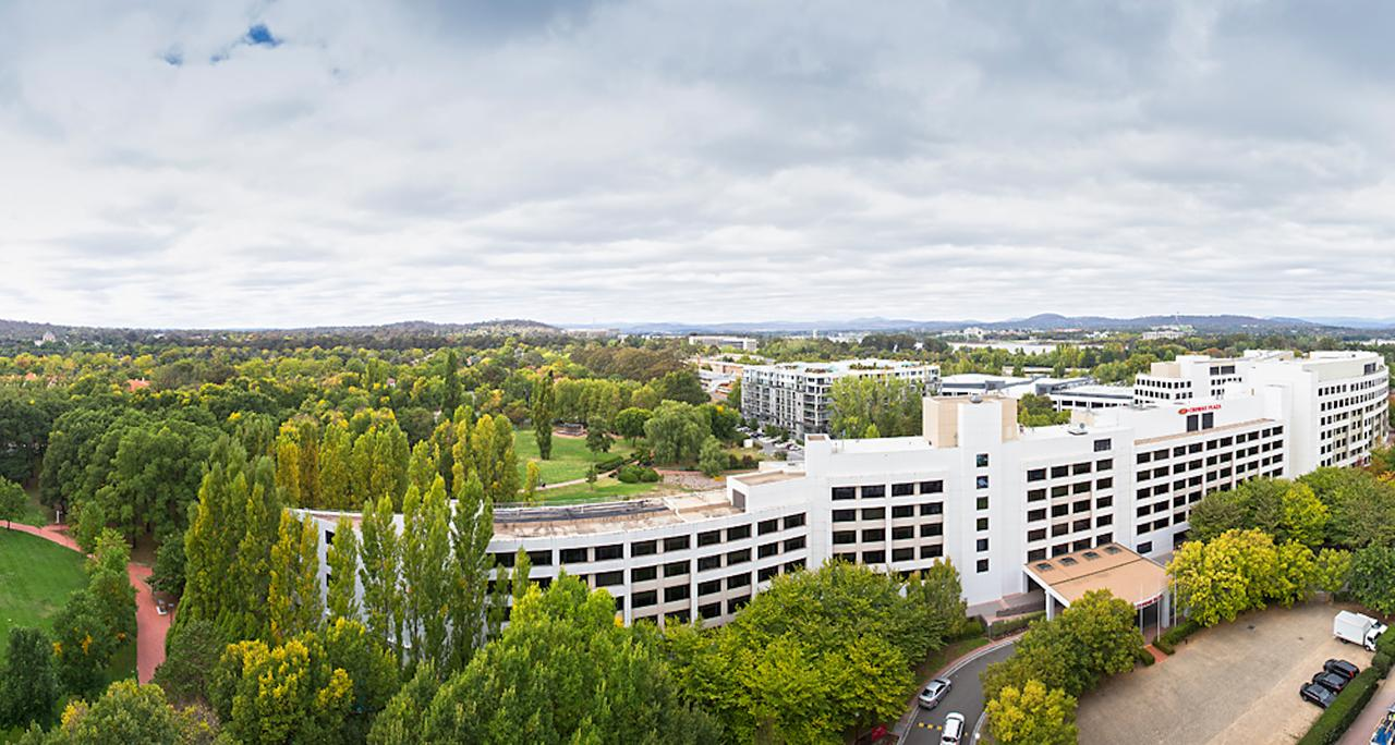 Crowne Plaza Canberra - Lismore Accommodation