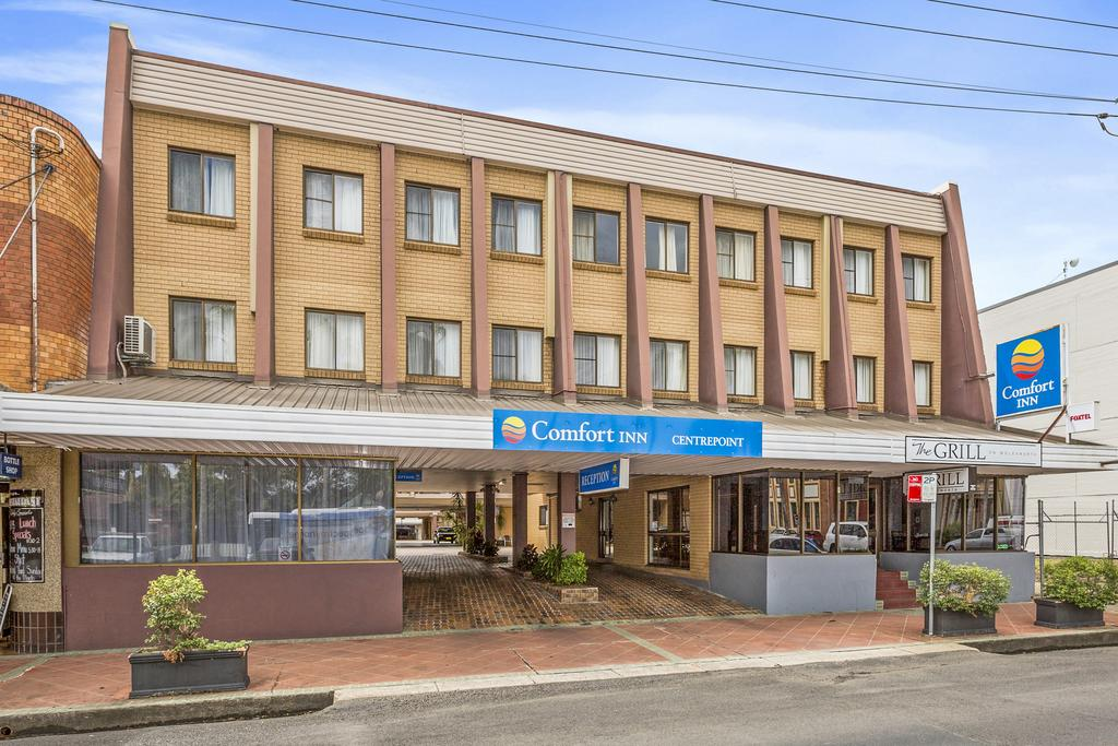 Comfort Inn Centrepoint Motel - Lismore Accommodation