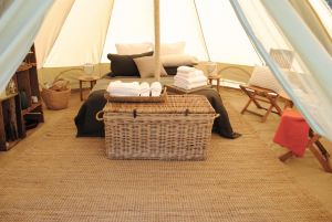 Cosy Tents - Daylesford - Lismore Accommodation