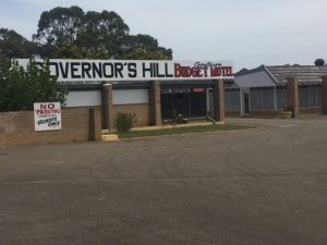 Governors Hill Motel - Lismore Accommodation