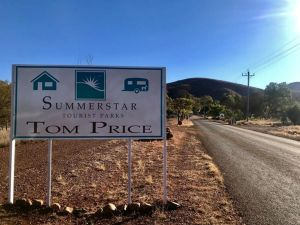 Tom Price Tourist Park - Lismore Accommodation