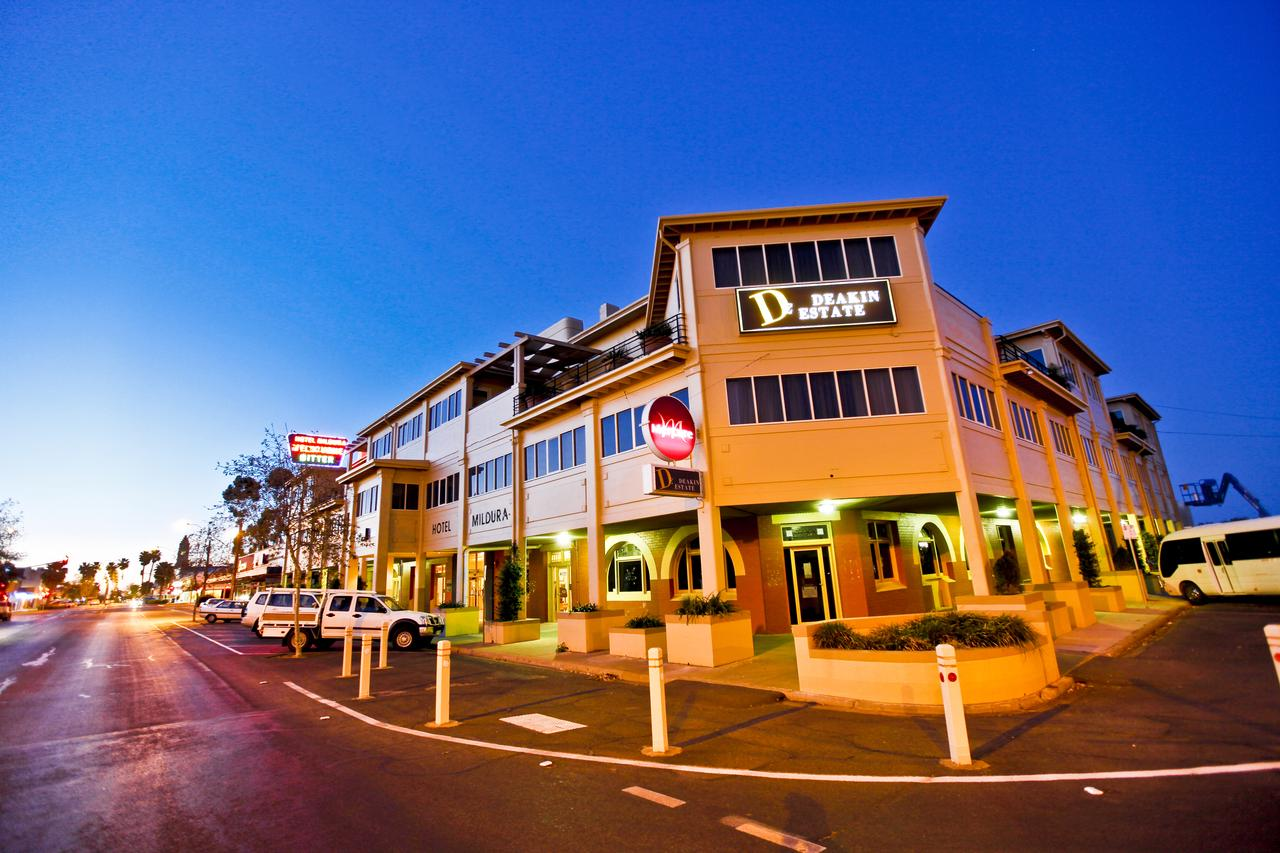 Mercure Hotel Mildura - Lismore Accommodation