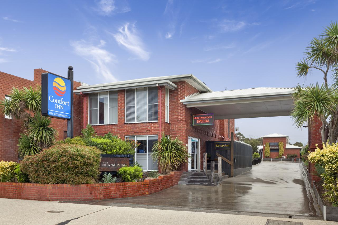 Comfort Inn The International - Lismore Accommodation