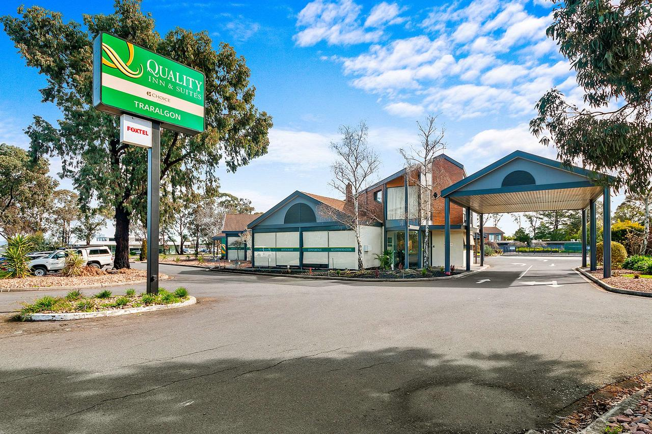 Quality Inn  Suites Traralgon - Lismore Accommodation