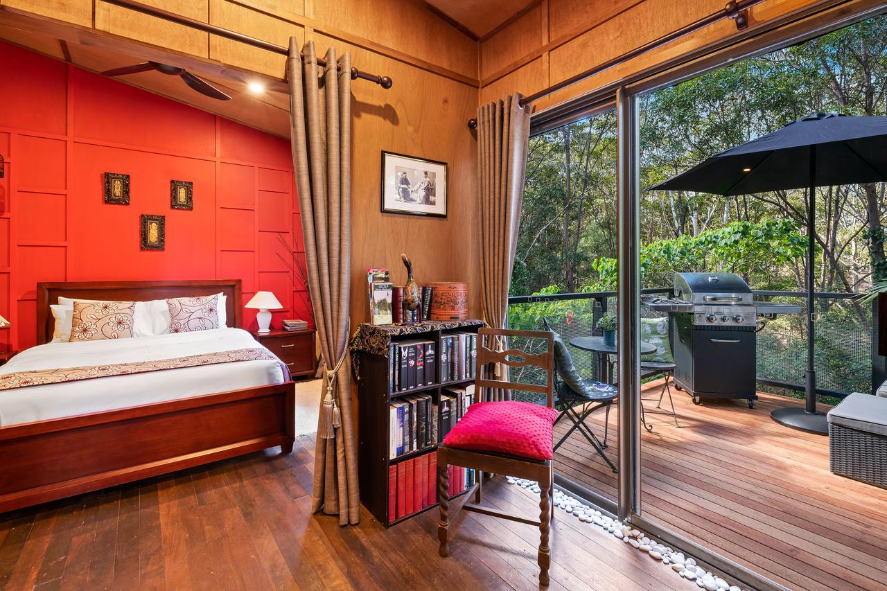 Noosa Hinterland Retreat - Lismore Accommodation