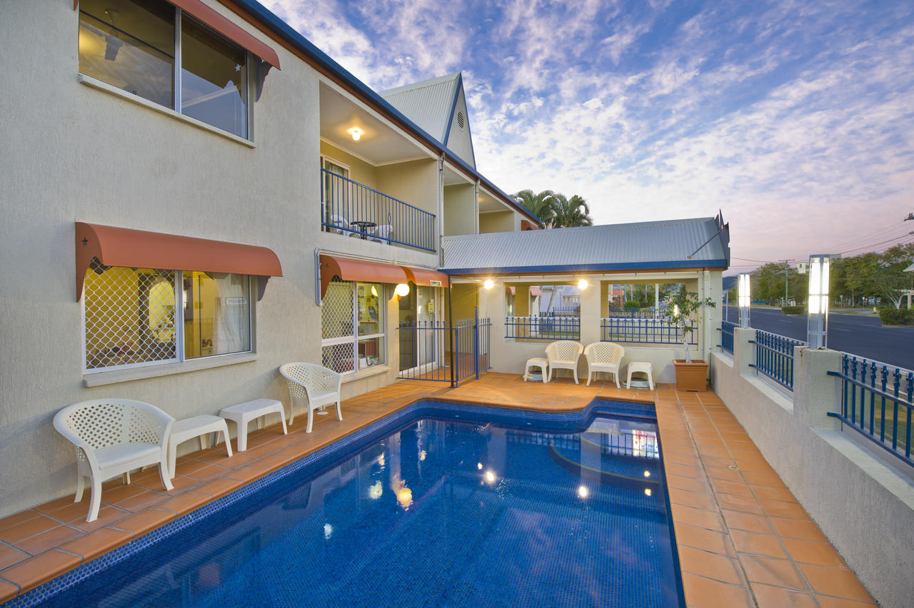 Rockhampton Serviced Apartments - Lismore Accommodation