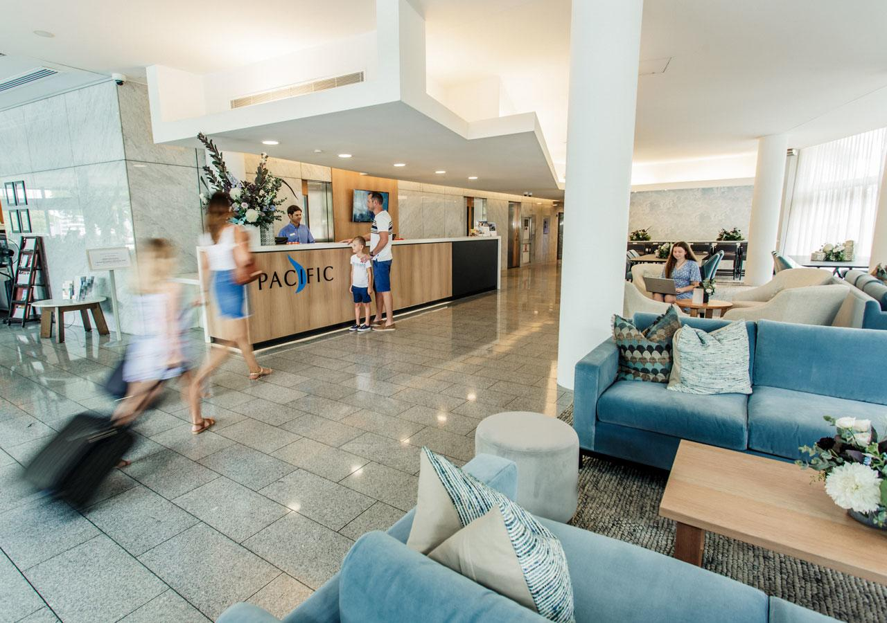 Pacific Hotel Brisbane - Lismore Accommodation