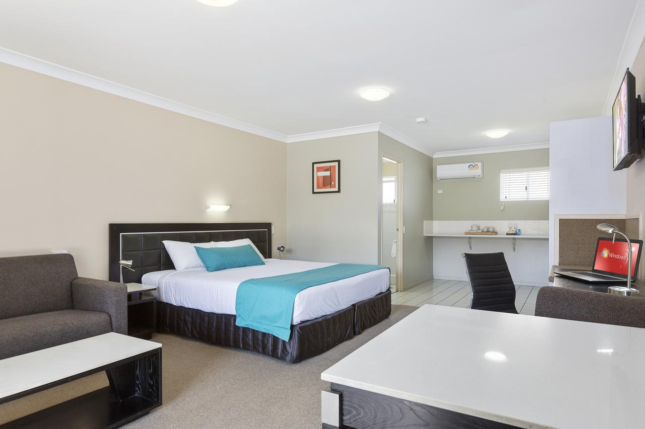 Comfort Inn North Brisbane - Lismore Accommodation
