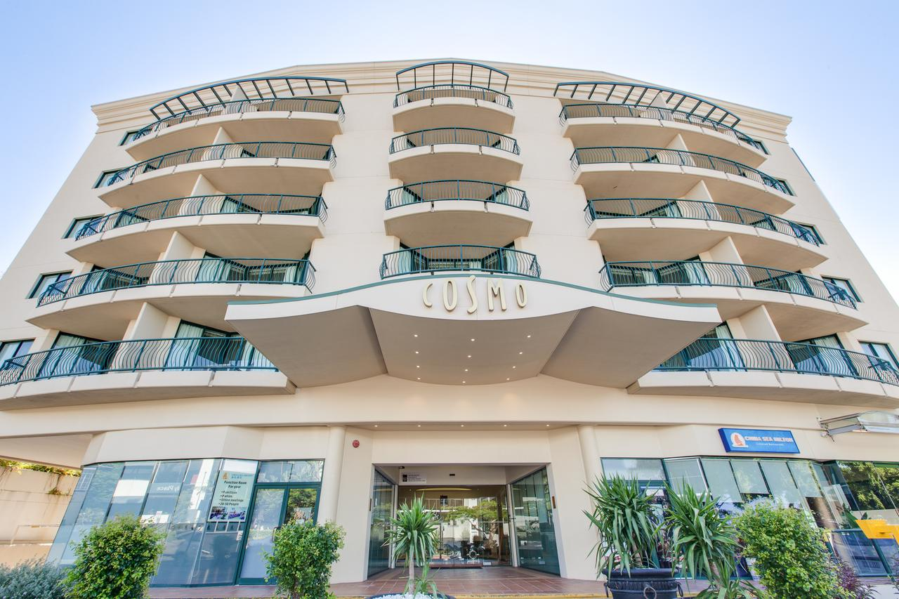 Central Cosmo Apartment Hotel - Lismore Accommodation