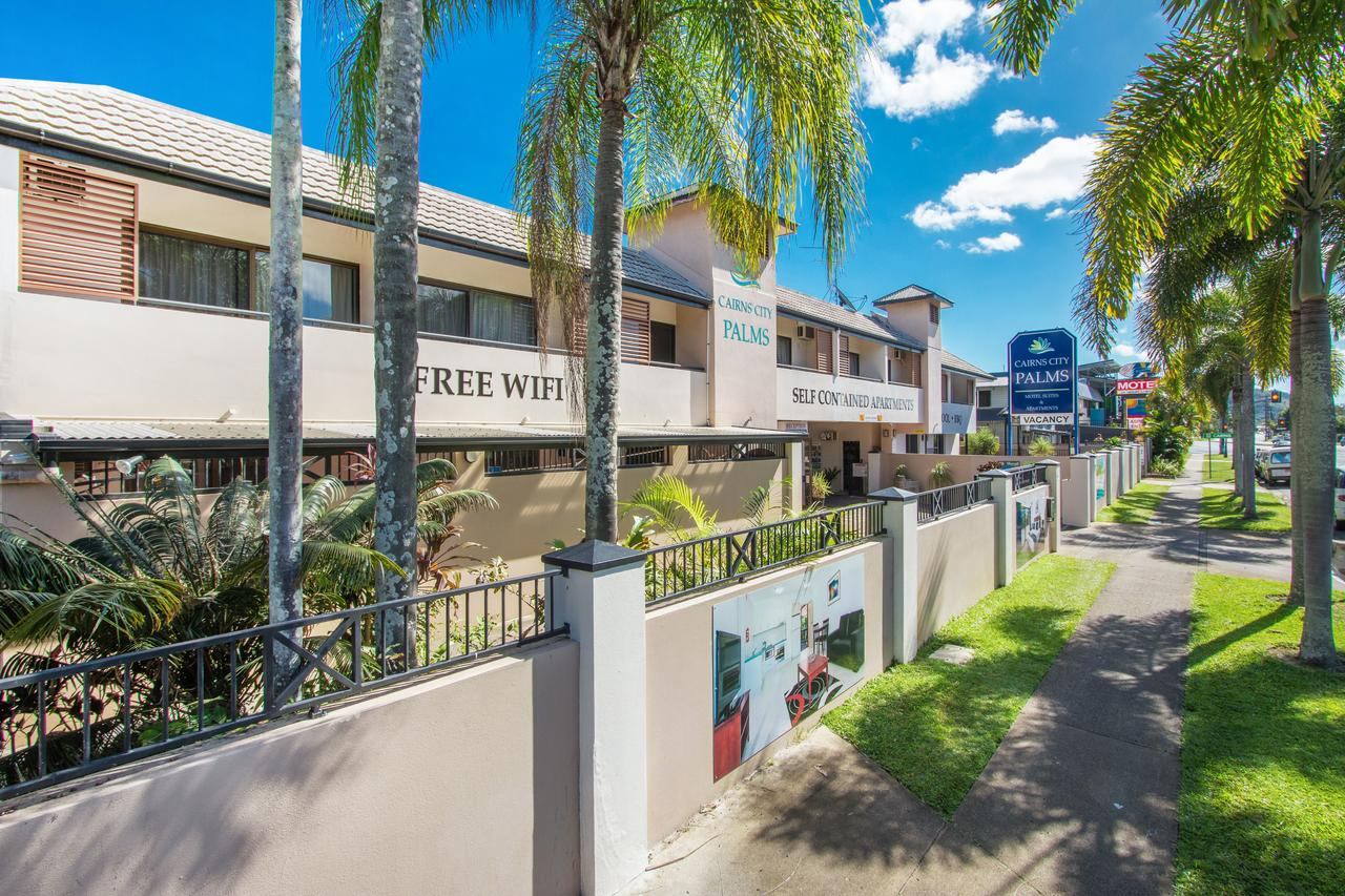 Cairns City Palms - Lismore Accommodation