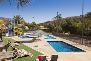 BIG4 MacDonnell Range Holiday Park - Lismore Accommodation